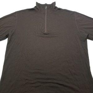 Smartwool Men's Long Sleeve Merino Zip Shirt